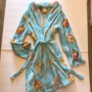 Disney Frozen Elsa and Anna Robe